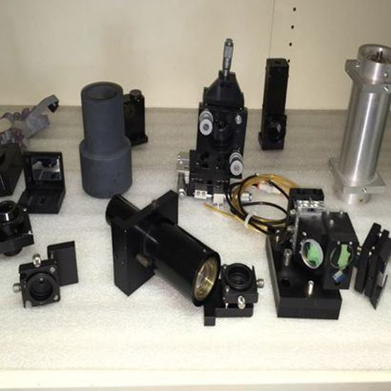 Picture of Optical Mounts & Fixtures